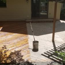 Cedar deck restoration ringwood nj 7